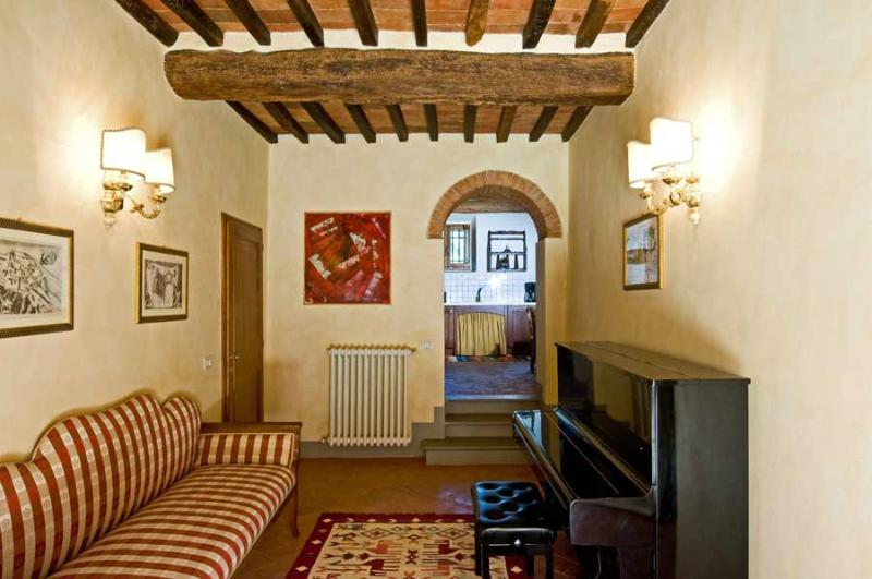Borgo in Rosa - Unit 2 - Image 1 - Montefiridolfi - rentals