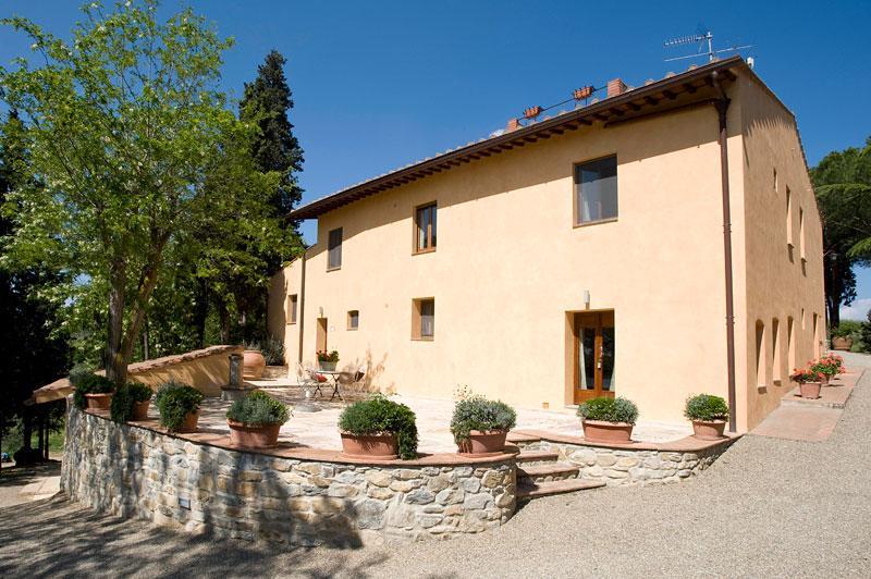 Podere Appiano - Salvia - Image 1 - Barberino Val d' Elsa - rentals
