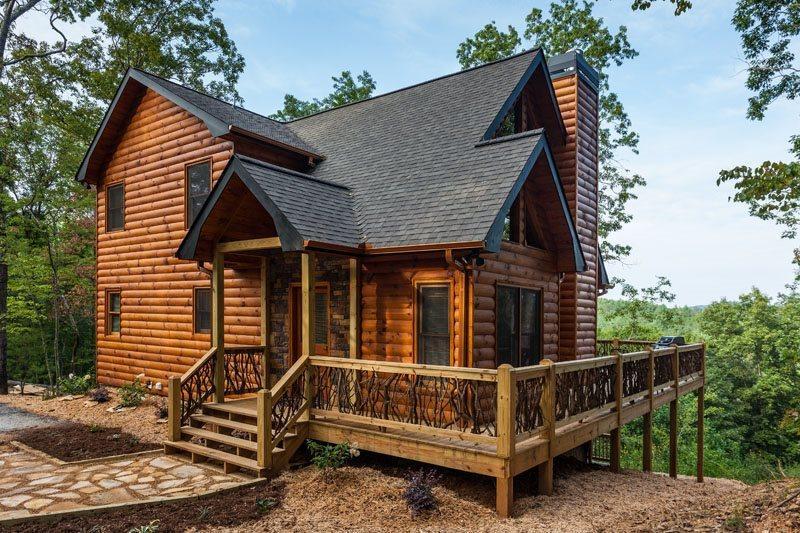 Owls Nest - Owl`s Nest - Blue Ridge GA - Blue Ridge - rentals