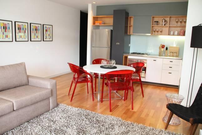open plan designer interiors - ST KILDA - Large Balcony 2 BDR APT - St Kilda - rentals