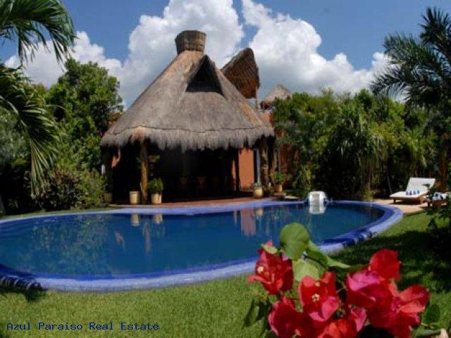 Hacienda Laguna Encantada In Akumal, 4 Bedr - Image 1 - Akumal - rentals