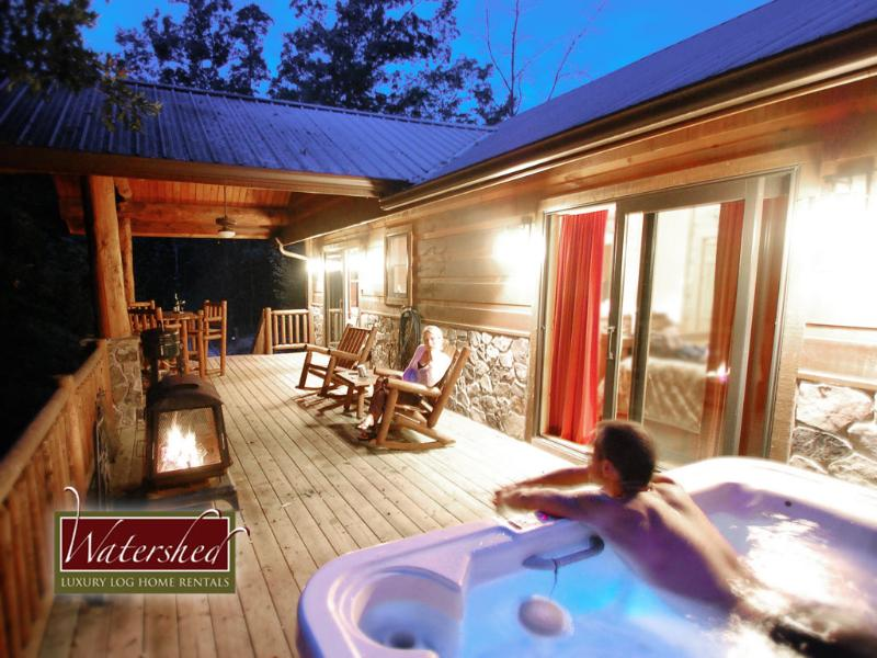 Treehouse D - Image 1 - Almond - rentals