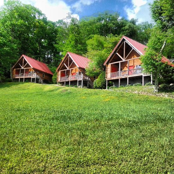 The Three Cabins - Cornerstone Cabins & Lodge - Banner Elk - rentals
