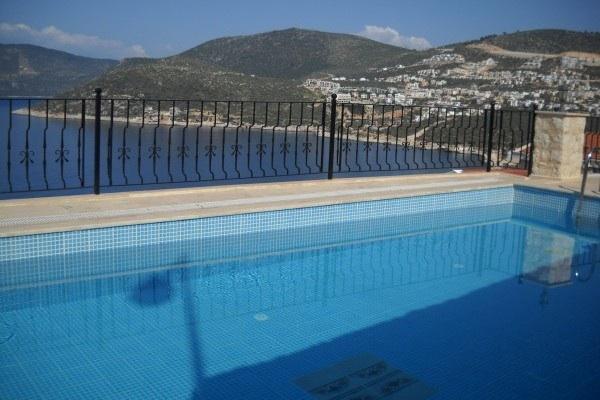 3 bed sister villa 002OE-6 and 7 - Image 1 - Kalkan - rentals