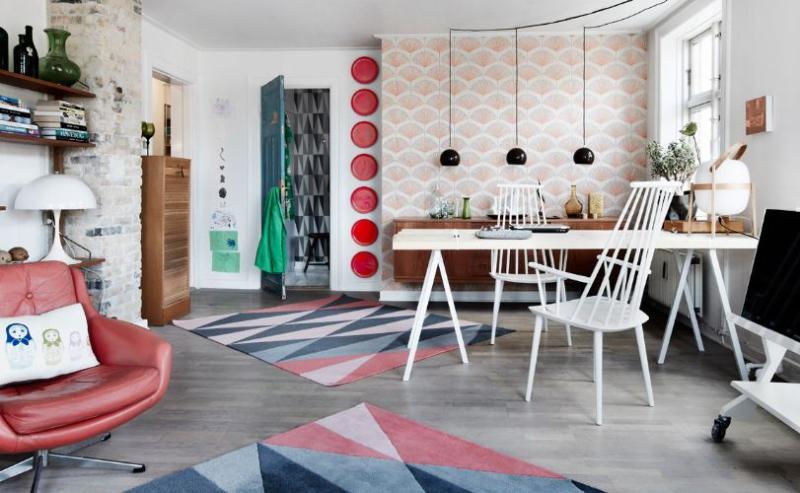 Sankelmarksgade Apartment - Beautiful Copenhagen apartment at nice Vesterbro - Copenhagen - rentals