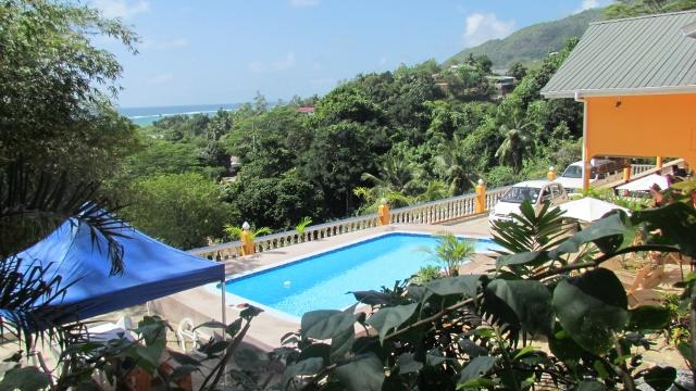 view - Tranquility, Transit and Free Wifi - Mahe Island - rentals