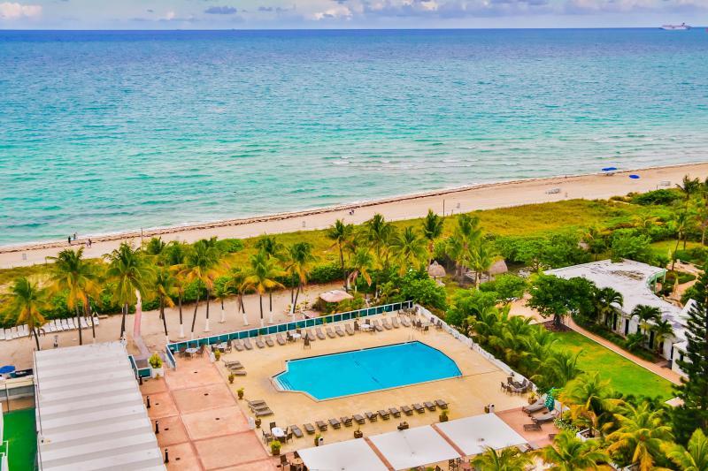 WATER VIEW 2BR+2BR OCEANFRONT UNIT MIAMI BEACH - Image 1 - Miami Beach - rentals