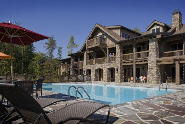 Firefly Cove Lodge & Condo - Firefly Cove Condo With Free Kayaks on Lake Lure - Lake Lure - rentals