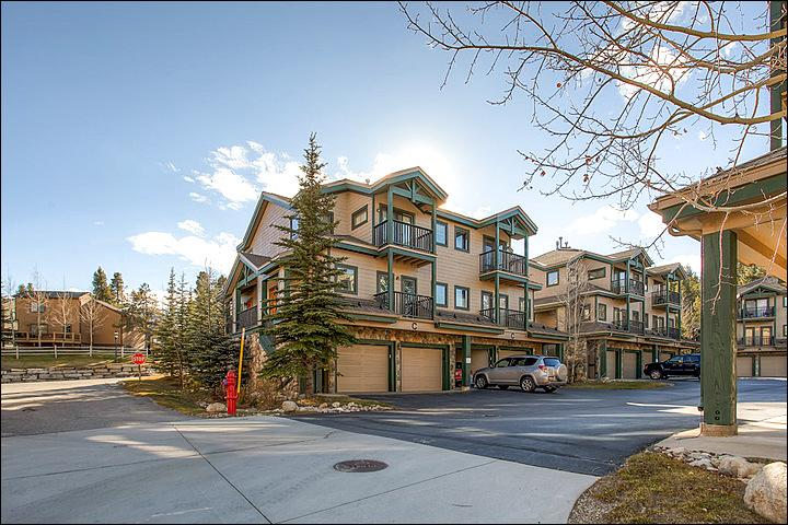 Beautiful Ski-In Townhome - Great Location - Walk to Main Street (3074) - Breckenridge - rentals