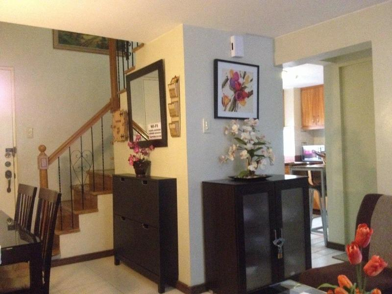 at the living room - A classy 2 Bedroom Condo in the heart of Metro Man - Manila - rentals