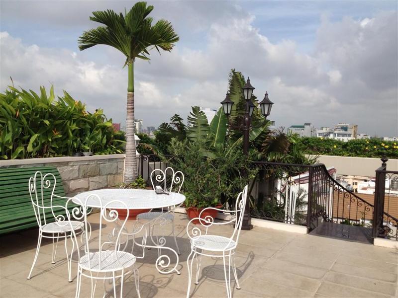 Modern 1bed Apt - Plus Swimming Pool & Terrace - Image 1 - Thai Binh Province - rentals