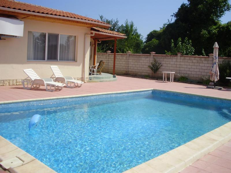 pool - TONY+CAROLS CHALETS BULGARIA - Kranevo - rentals