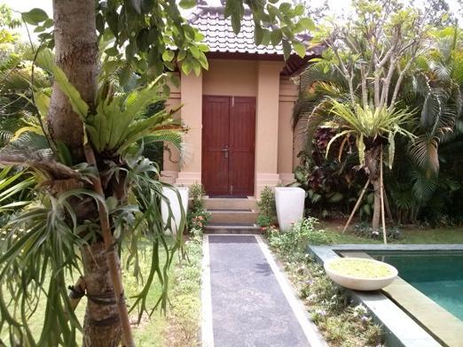 entrance door - Yearly Rent villa next to Aussie School, Kerobokan - Kerobokan - rentals