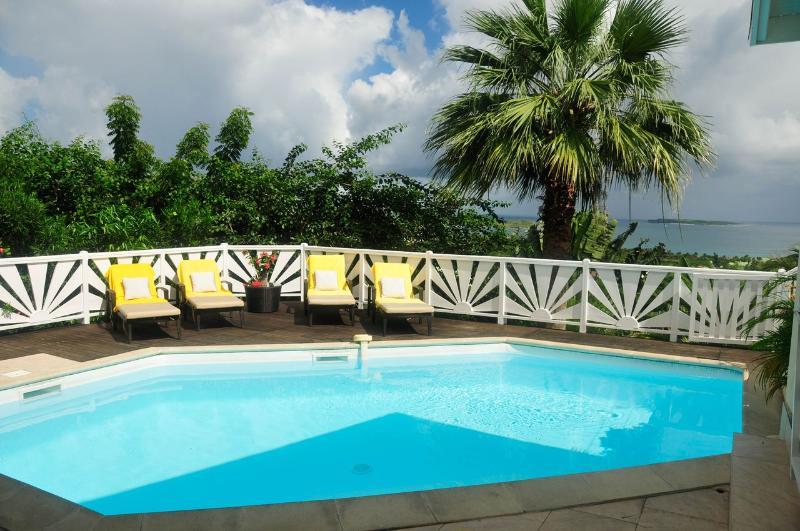 villa tropic orient bay - Image 1 - Orient Bay - rentals