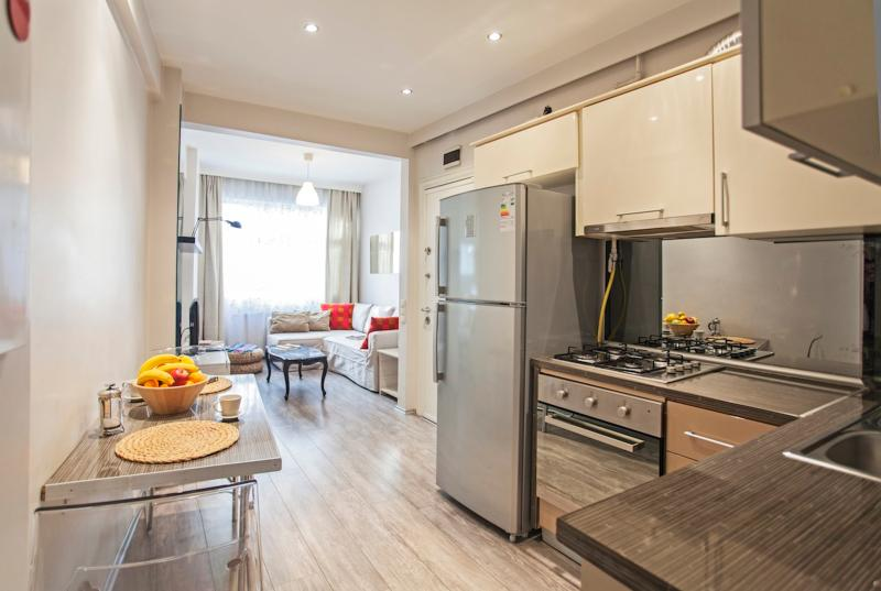 Modern chic central flat 5pp-entrance - Image 1 - Istanbul - rentals