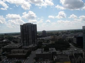 Panoramic view to the south - Downtown Minneapolis - - Unfurnished - Long term rental - Minneapolis - rentals