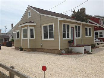 FRONT VIEW - LBI Seaside Serenity LLC 122918 - Long Beach Island - rentals