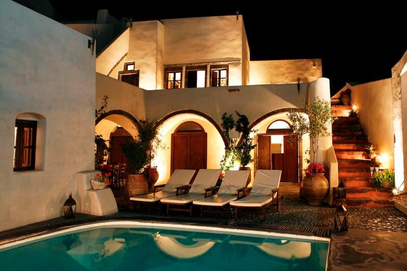 Mansion 1878 - Traditional villa in Santorini - Image 1 - Santorini - rentals