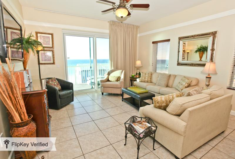 Beach Retreat  Direct Gulf Views Destin Fl Condo - Image 1 - Destin - rentals