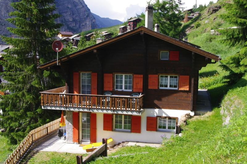 Sommer - Chalet Trächa 4-bed-apartment - Randa - rentals