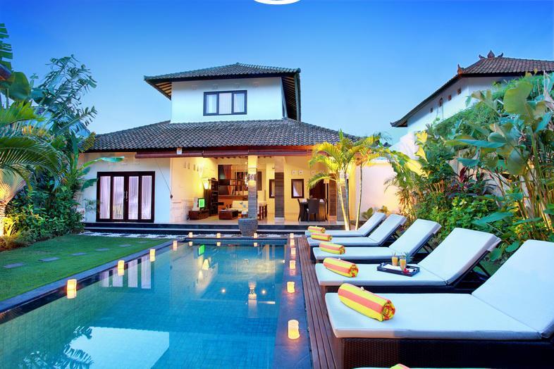 Stunning atmosphere - Villa Adhyatma, 3 Bedrooms Charming Villa in Seminyak - Seminyak - rentals