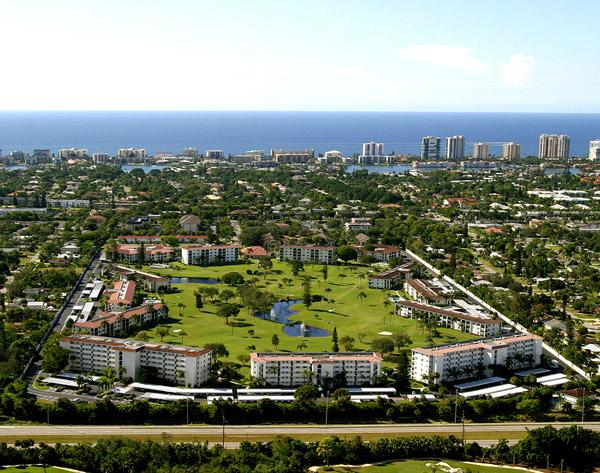 aerial view - NEXT TO THE BEACH AND OLD NAPLES, FREE GOLF - Naples - rentals