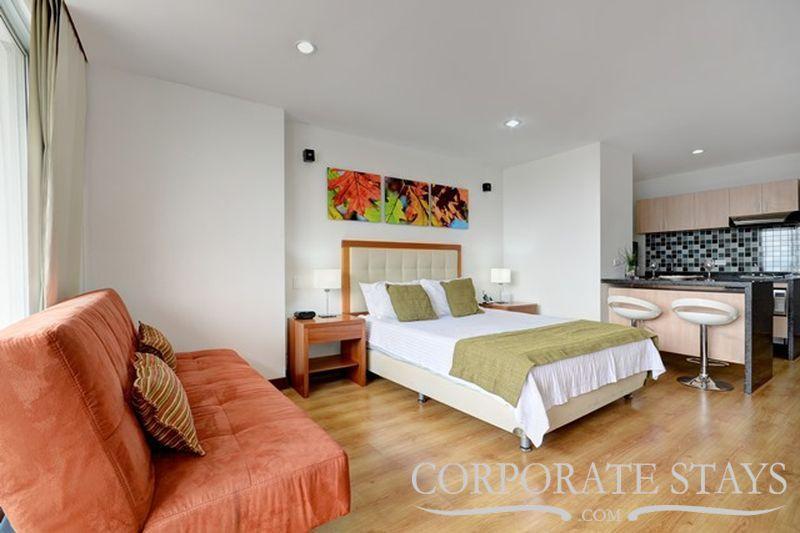 Las Palmas | Furnished Studio | Medellin, Colombia - Image 1 - Medellin - rentals