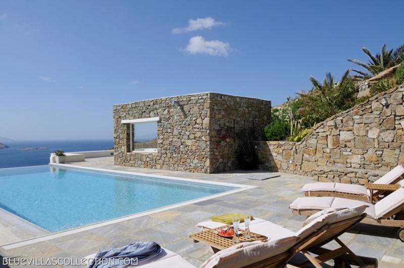 Joy - 370sqm secluded villa in Mykonos - Image 1 - Ftelia - rentals