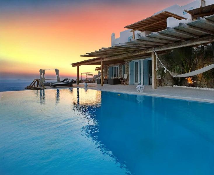 One And Only - tranquil comfort, unrivalled luxury - Image 1 - Mykonos Town - rentals
