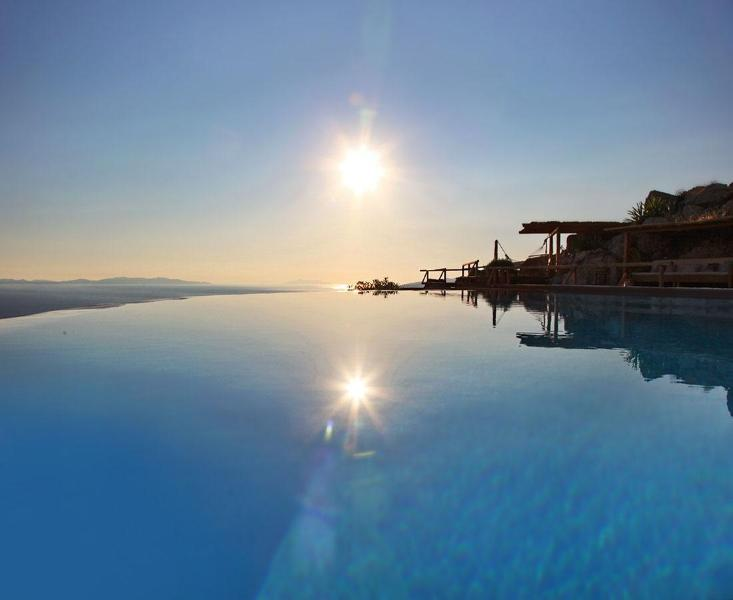 Sea View - Jaw dropping villa in Mykonos island - Image 1 - Mykonos - rentals