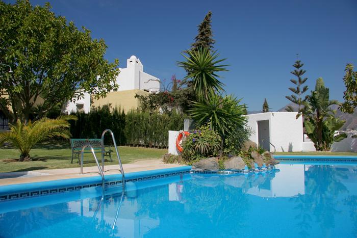 Community Pool 2 - Casablanca 23 Overlooking the Ocean - Nerja - rentals