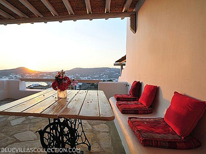 Clio - Newly built villa close to Ornos bay - Image 1 - Mykonos - rentals