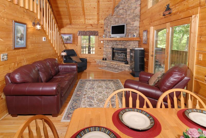 A Smoky Mountain Rose - Image 1 - Gatlinburg - rentals