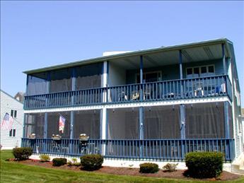 Harbor Condo 97345 - Image 1 - Cape May - rentals