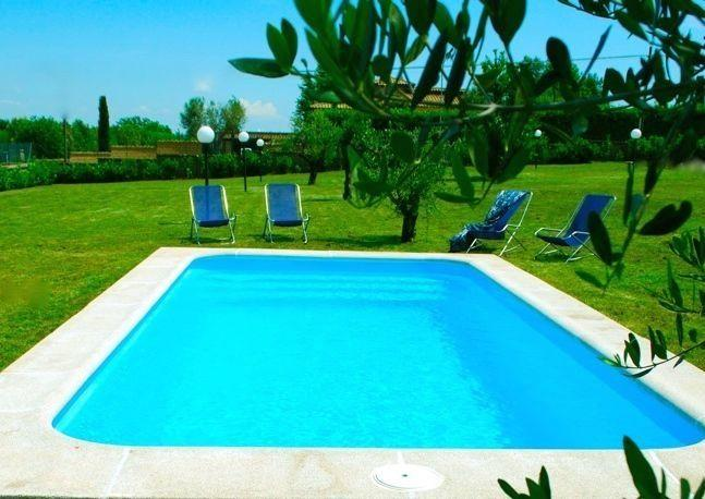 Pool (with salt system, no chlorine) - Country Side Cottage Near Rome, Lake District - Trevignano Romano - rentals