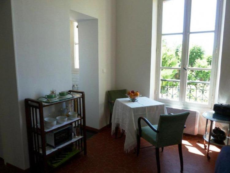Juas Studio, Charming Cannes Apartment with a Garden - Image 1 - Cannes - rentals
