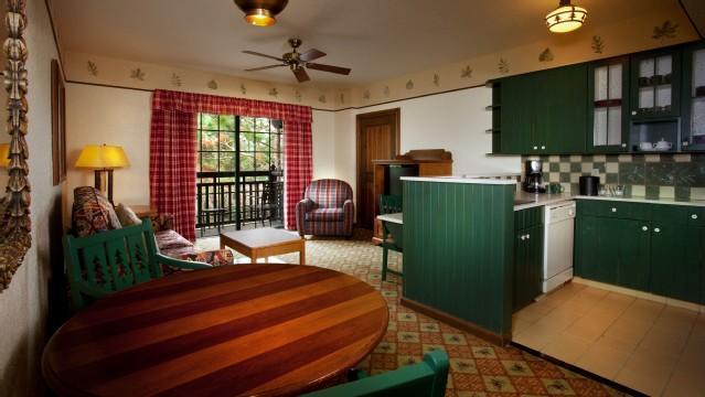 The Villas at Disney's Wilderness Lodge - Image 1 - Orlando - rentals