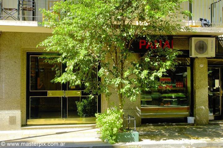 main entrance - Luxury 2 Bedroom - 2 Bath  - (LR2 ) Recoleta - Buenos Aires - rentals