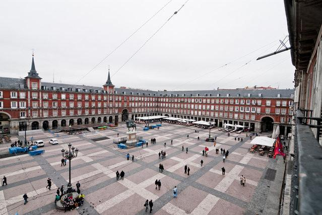 Big Apartment in Plaza Mayor - Madrid center !! - Image 1 - Madrid - rentals