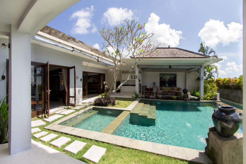 Pool - Villa Seratus luxury 1 Bedroom villa with 50m pool #1 - Jimbaran - rentals