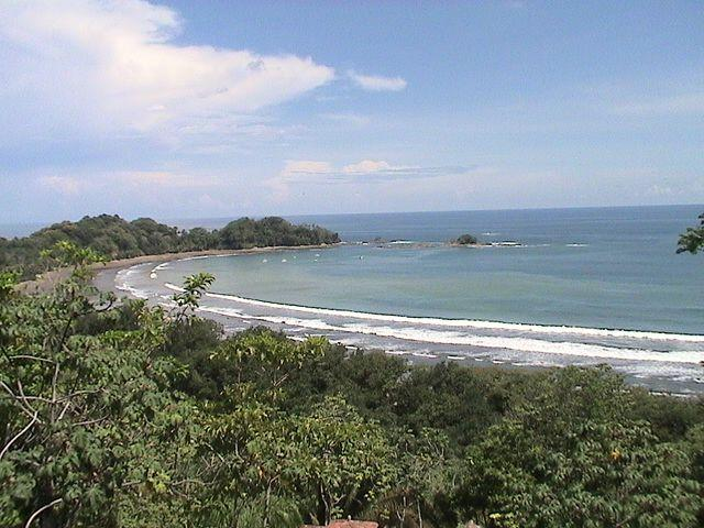 Beach view - Oceanview, beach, rainforest, wildlife, waterfall - Dominical - rentals