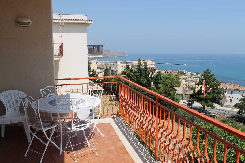 Balcony - Rinova Vacation Villa's Rental - Castellammare del Golfo - rentals