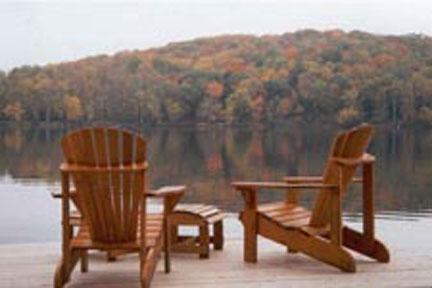 View form our dock - Waterfront PERFECTION in the muskokas (huntsville) - Huntsville - rentals