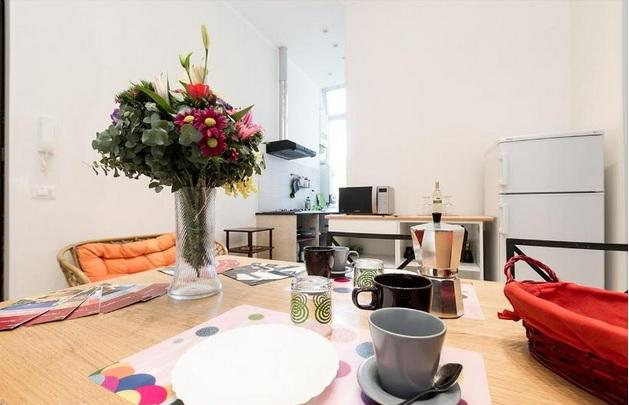 Colosseo wide  2 bedrooms 2 bathrooms bright flat. - Image 1 - Rome - rentals