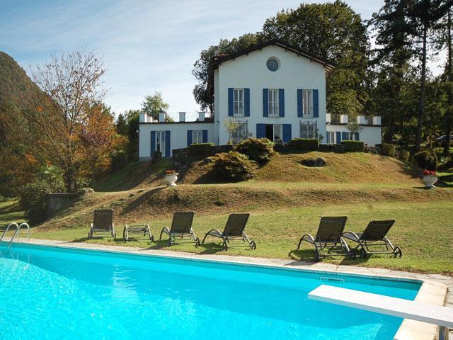 Villa Labiena - Image 1 - Laveno-Mombello - rentals