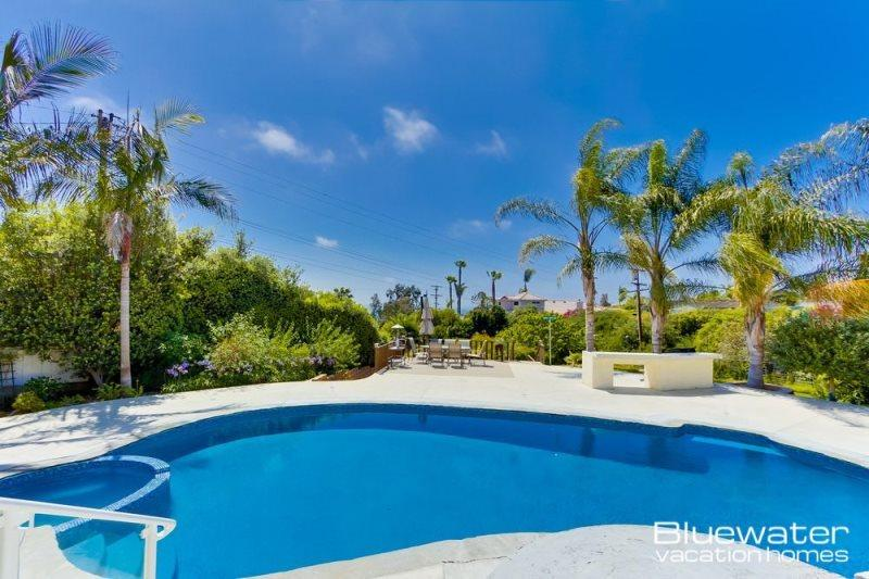 Large Pool with heating option on nearly an acre - Nautilus Retreat - La Jolla, San Diego Vacation Rental - La Jolla - rentals