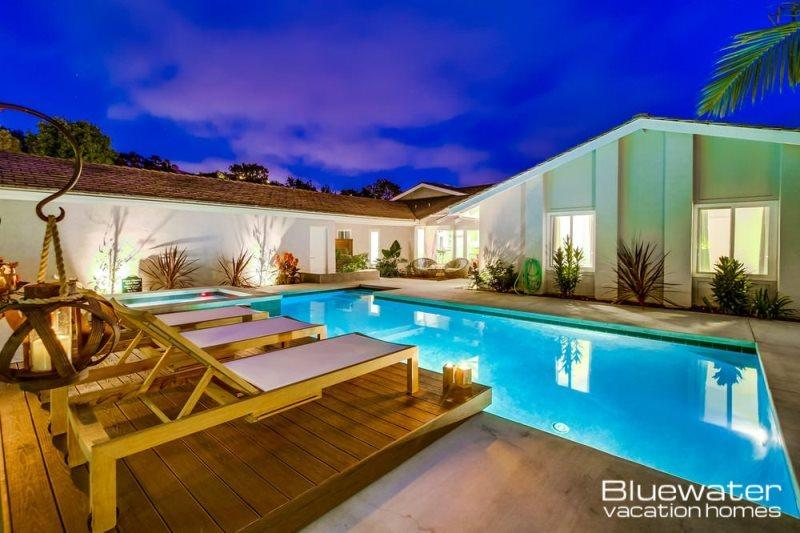 Luxury La Jolla Vacation with Pool and Jacuzzi - Sapphire La Jolla - Resort Style Vacation Rental - La Jolla - rentals