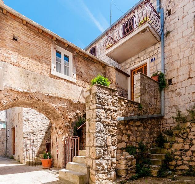 Cosy Stone house Vesna Sutivan, island Brac - Image 1 - Sutivan - rentals