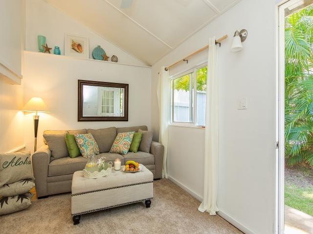 Guest studio with separate entrance - Queen Sofa Bed - Ke'aloha - Beachside cottage - Kailua - rentals