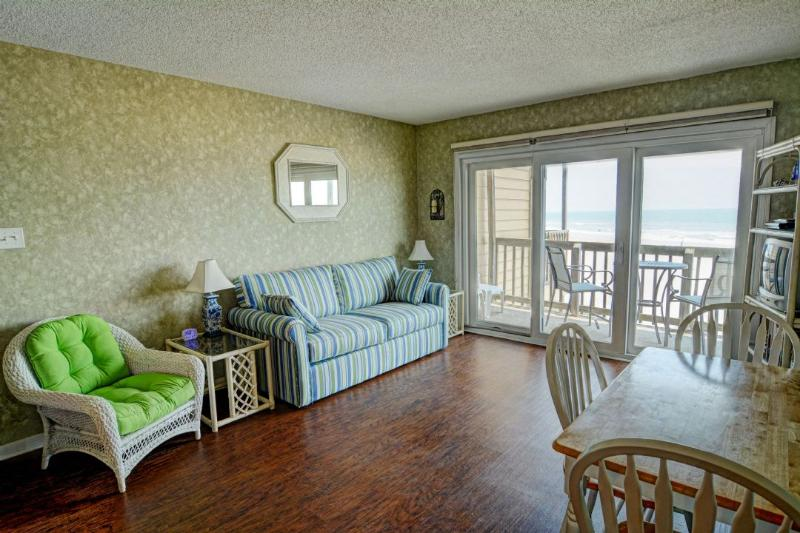 Living Area - Topsail Dunes 1212 -1BR_6 - Sneads Ferry - rentals